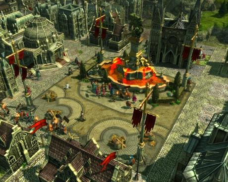 Anno 1701: Der Fluch des Drachen: Screen zum Spiel  Anno 1701: Der Fluch des Drachen.
