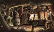 The Book of Unwritten Tales: Die Vieh Chroniken: Concept-Pic zu dem Adventure The Book of Unwritten Tales: Die Vieh Chroniken