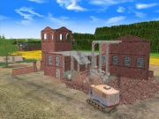 Spreng- und Abriss-Simulator: Screen zum Spiel.