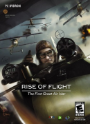 Logo for Rise of Flight : The First Great Air War