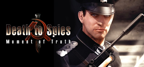 Logo for Death to Spies: Moment of Truth