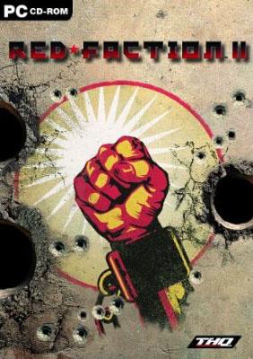 Logo for Red Faction 2