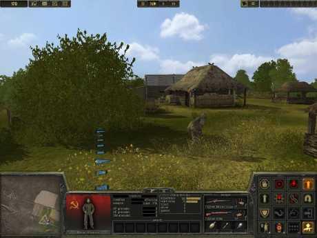 Theatre of War 2: Kursk 1943: Screen zum Spiel Theatre of War 2: Kursk 1943.