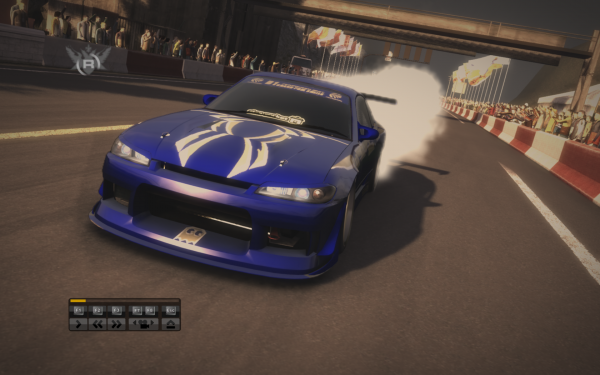 Race Driver GRID: Race Driver Grid - Skins - Rice Burner S15 Skin - Preview