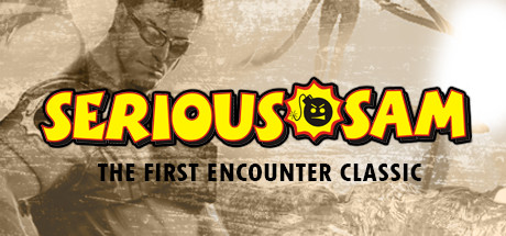 Logo for Serious Sam HD: First Encounters