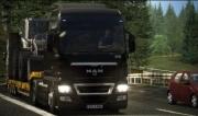 German Truck Simulator: Screenshot aus dem German Truck Simulator