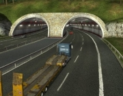 German Truck Simulator: Screenshot aus dem German Truck Simulator