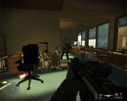 Team Bravo: Weapon and Tactics: Screen aus dem Ego-Shooter Team Bravo: Weapon and Tactics