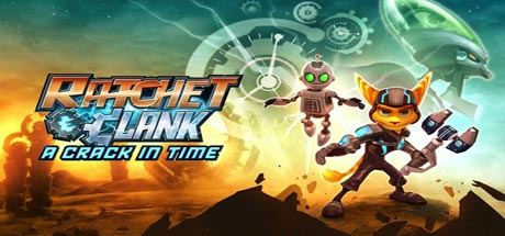Logo for Ratchet & Clank: A Crack in Time