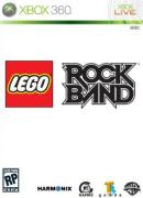 Logo for LEGO Rock Band