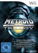Logo for Metroid Prime Trilogy