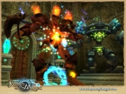 Runes of Magic: The Elven Prophecy: Offizieller Screen aus Runes of Magic Kapitel II: Elven Prophecy.