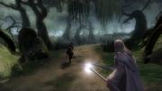 Der Herr der Ringe: Die Abenteuer von Aragorn: Screen aus der Playstation Version von Der Herr der Ringe: Die Abenteuer von Aragorn.