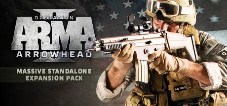Logo for ARMA 2: Operation Arrowhead