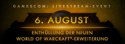 World of Warcraft - Neues WOW Addon auf der gamescom 2015 angekündigt