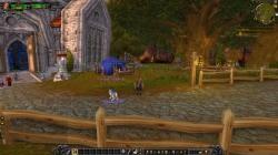 World of Warcraft: Screen zum Gebiet Abtei von Nordhain. (Projekt Nifarium)