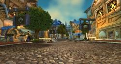 World of Warcraft: Screen zur Map Stormwind