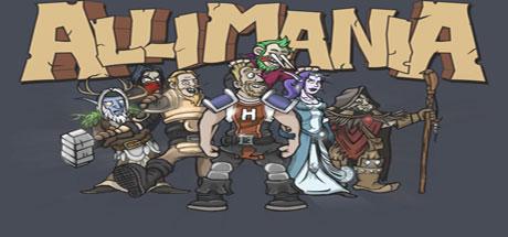 Allimania - die nächste Generation: Folge 1-4 (Original)