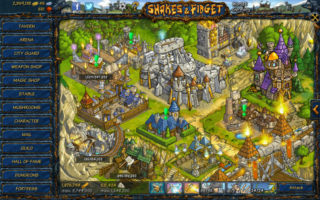 World of Warcraft: Screen zum Spiel World of Warcraft.