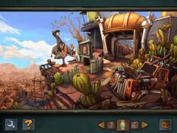 Deponia: Das preisgekrönte Daedalic-Adventure erscheint im August für iPad