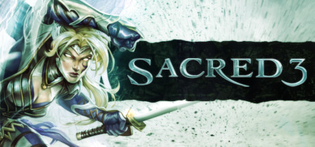 Logo for Sacred 3