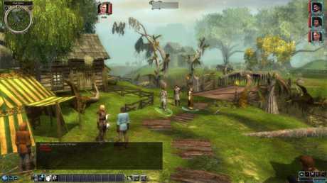 Neverwinter Nights 2: Screen zum Spiel Neverwinter Nights 2.