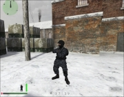Call of Duty: United Offensive: Ansicht - Counter Strike Mod für Call of Duty: United Offensive