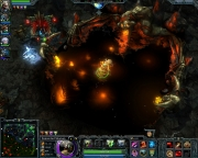 Heroes of Newerth: Screenshot aus dem Strategiespiel Heroes of Newerth