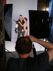 The Witcher 2: Assassins of Kings: Bilder zur polnischen Playboy-Ausgabe zu The Witcher 2