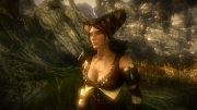 The Witcher 2: Assassins of Kings: Sheala - eine von vielen Schönheiten aus der fantastischen Welt des Hexers