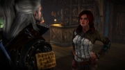 The Witcher 2: Assassins of Kings: Triss - die Geliebte und Verbündete des Hexers Geralt von Riva