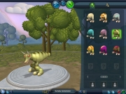 Spore: Screenshot aus der Spore-Basisversion