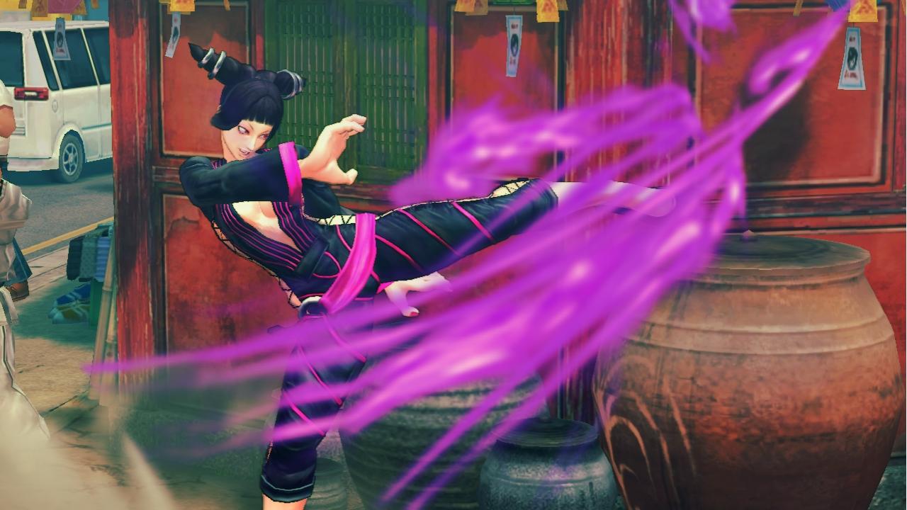 Super Street Fighter IV: Costume Pack Screens aus Super Street Fighter IV
