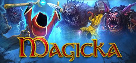 Logo for Magicka