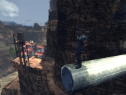 Damnation: Screenshot aus dem Actionspiel Damnation