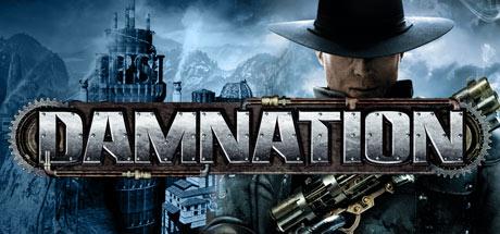 Logo for Damnation