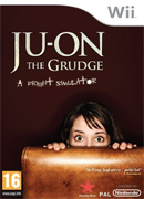 Logo for JU ON: The Grudge