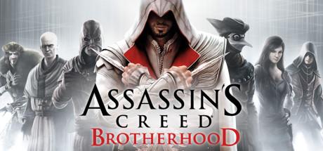 Logo for Assassin's Creed: Brotherhood