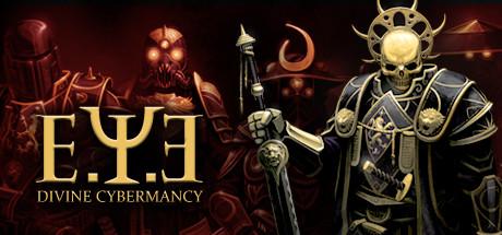Logo for E.Y.E: Divine Cybermancy
