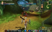 Land of Chaos Online: Artworks zum MOBA