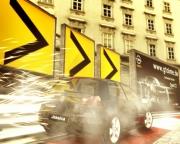 Big City Racer: Screen zum kostenloser Free2Play Rennspiel Big City Racer.