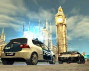 Big City Racer: Screen zum kostenloser Free2Play Rennspiel Big City Racer.