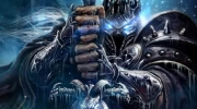 World of Warcraft: Wrath of The Lich King: Artwork.