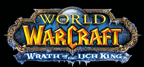 Logo for World of Warcraft: Wrath of The Lich King