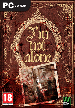 Logo for I'm not Alone