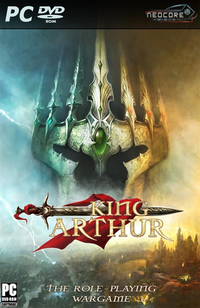 Logo for King Arthur