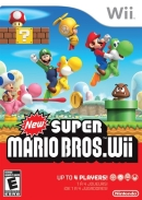 Logo for New Super Mario Bros