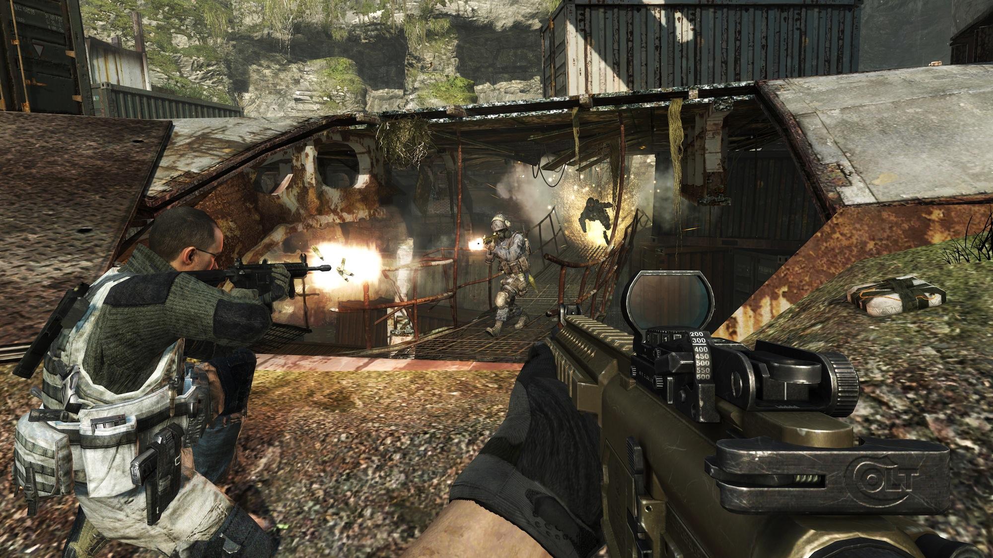 Call Of Duty Modern Warfare 3 Bilder Eprisonde Game Information