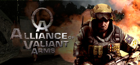 Logo for Alliance of Valiant Arms