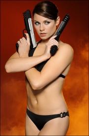 Tomb Raider: Underworld: Lara Croft Model: Alison Carroll